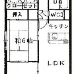 平成11年築のファミリータイプ特優賃マンション