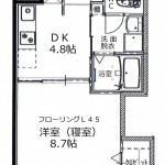 ロイヤルオーク 駅近+設備豊富!平成25年4月築マンション